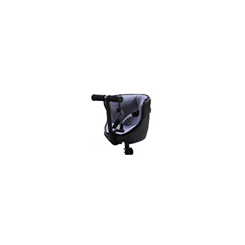 Easy X Rider - Asiento para patinete caer25-1108 para coche de paseo negro