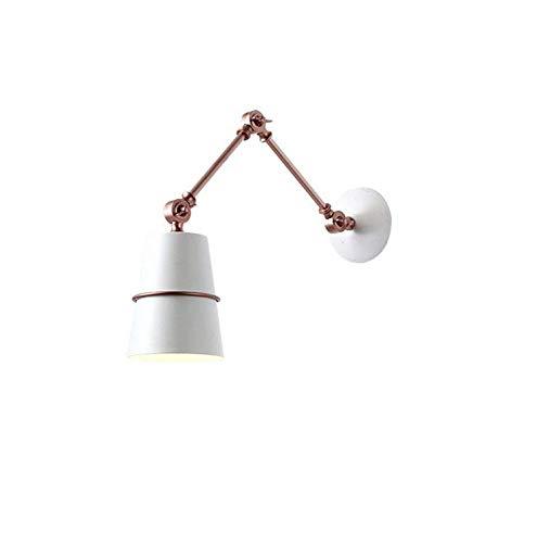 Led Unterbauleuchte Lichtleiste Deckenlampenordeuropa Postmoderne Restaurant Schlafzimmer Schreibtisch Nachttischlampe E14 (Farbe  RoséGold)