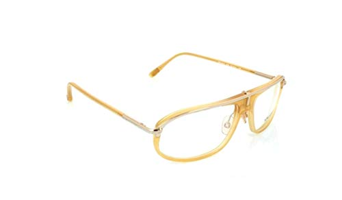 Tom Ford frame TF 5047 383 Acetate Brown - Yellow