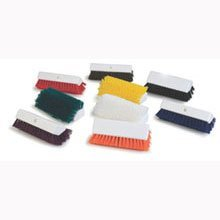 Carlisle 4042501 Commercial Boot 'N Shoe Brush Replacement, Brown (Pack of 12) by Carlisle (Image #1)