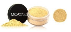 MicaBeauty Mineral Foundation Cappuccino Gram