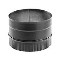 8 inch stove pipe adapter - 1