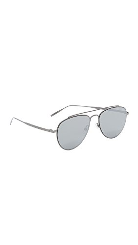 tomas-maier-womens-ultra-flat-aviator-sunglasses-dark-ruthenium-silver-one-size