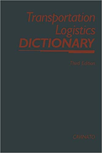 Transportation-Logistics Dictionary