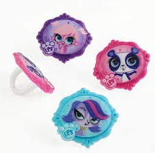 12ct. Littlest Pet Shop Cake -