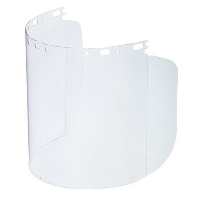 Protecto-Shield® Replacement Visors - m86clu 8-1/2x15x.060 prot-sheld visor clear