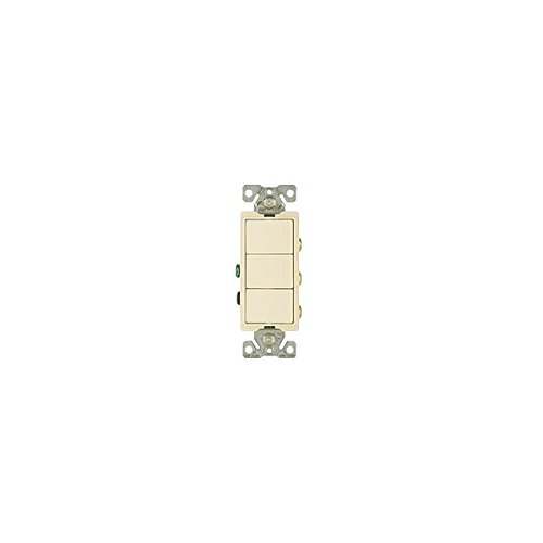 COOPER WIRING 7729LA-SP SWTCH CMB 3SP 15A LA Pack of 10