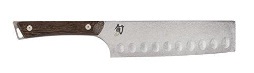 (Shun SWT0728 Kanso 6.5-inch Hollow Ground Nakiri)
