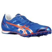 buy cheap with paypal Asics - Mens Track And Field Hyper Md 5 Shoes In Blue/Orange/White Blue/Orange/White buy cheap top quality u32nIHdT