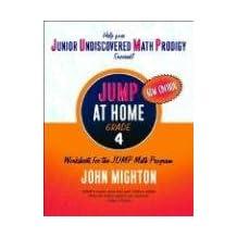 Jump at Home, Grade 4: Worksheets for the JUMP Math Program