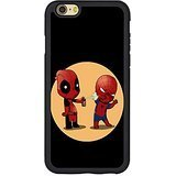 Deadpool Case for Iphone 6,deadpool Cell Phone Case for Iphone 6 4.7' TPU Case