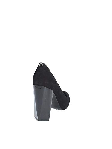 Guess FLODE4 Negro Zapatos SUE08 Mujeres W71HRq