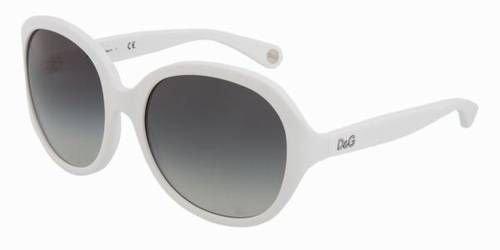 D&g 3034 White 508/8g D&g - Eyewear D&g Sunglasses