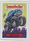 Buck Truck (Trading Card) 2016 Topps Garbage Pail Kids American as Apple Pie in Your Face - Americana Swept Under the Rug #3b