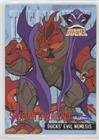 Evil Saurian Overlord (Trading Card) 1996 Skybox Disney's The Mighty Ducks - [Base] #7