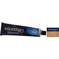 WELLA by Wella KOLESTON PERFECT COLOR 77/0 INTENSE MEDIUM BLONDE/NATURAL 2OZ ( Package Of 3 )