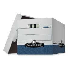 FEL00648 - Bankers Box Data-Pak Storage Box