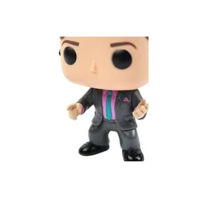 Funko POP Television (Vinyl): Breaking Bad Saul Goodman Action Figure: Funko Pop! Television:: Toys & Games