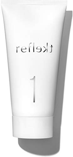 REFLEKT 1 Best Exfoliating Face Wash Gentle Hydrating Daily Face Scrub, Facial Pore Cleanser, Collagen Hyaluronic Acid. Best Face Scrub Sensitive Skin, Dry, Oily, Acne, Anti-Aging Natural Beads 150ml (Wash Men Face Active)