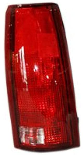 Tyc 11 1913 00 Chevrolet Gmc Passenger Side Replacement Tail Light Assembly Automotive Amazon Com