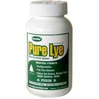 Pure Lye Drain Opener, 1 Lb