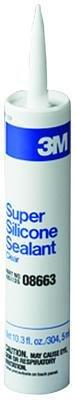 Clear Super Silicone Seal 1/10 Gallon-2 (3m Super Silicone Seal)