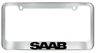 Saab License Plate Frame