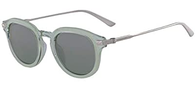 Sunglasses CK 18701 S 330 CRYSTAL LIGHT GREEN/MINT