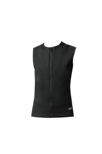 Aeroskin 1mm Neoprene Men's Vest with Front Zip