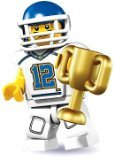 (LEGO Minifigures Series 8 - Football Player)
