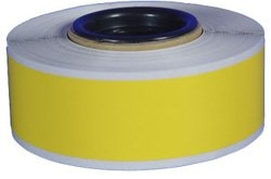 """NMC High Gloss Heavy Duty Vinyl Tape, Yellow, 1.13"""" X 82"""
