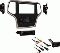 Metra 99-6536BZ Aftermarket Radio Installation Dash Kit