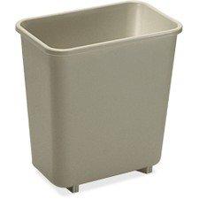 2-Gal Soft Vanity Wastebasket