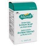 - GOJ215708CT - MICRELL NXT Antibacterial Lotion Soap Refill
