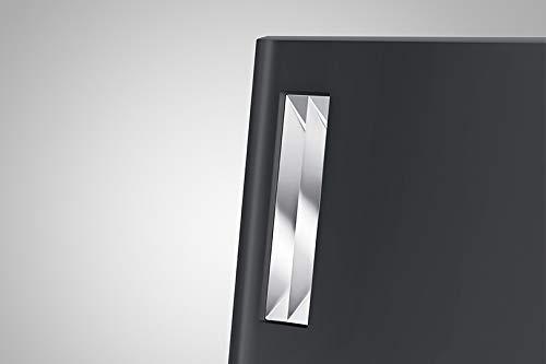 JURA A1 Piano Black Independiente Máquina espresso Negro 1,1 L 9 tazas Totalmente automática - Cafetera (Independiente, Máquina espresso, 1,1 L, ...