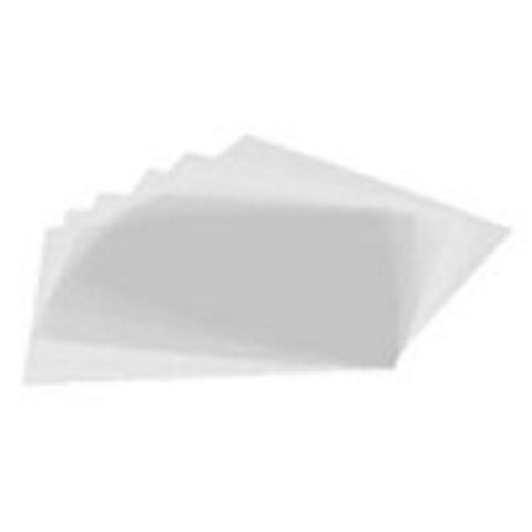 HS100292 1000 Polypropylene Pre-cut sheets Blu-Ray overwr...