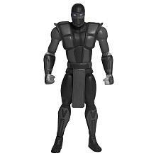 Mortal Kombat MK2 Classic Ninja 4 Inch Action Figure Noob Saibot -