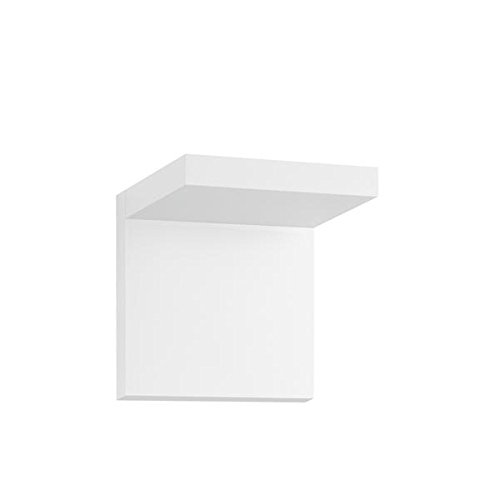 Sonneman 2372-98 2372.98 Contemporary Modern LED Wall Sconce from Bracket Collection in White Finish