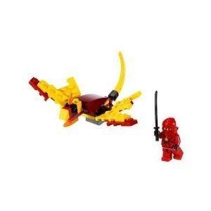 Lego Ninjago Exclusive Mini Figure Set  30083 Dragon Fight Bagged