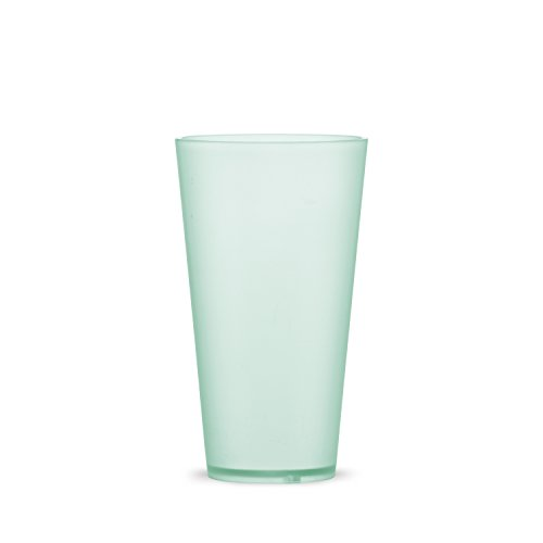 ThermoServ, 20oz Frosted Tumbler, Set of 4 (Jade Green)