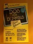 QR/DOS for Dummies, Harvey, Greg, 1568840071