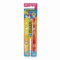 Dr. Fresh enfants Firefly Lightup minuterie Brosse à dents - 2 Ea