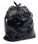 Black Garbage (Trash) Bags for Heavy Industrial Use, 55 Gallon XXXHeavy, Black 100/case
