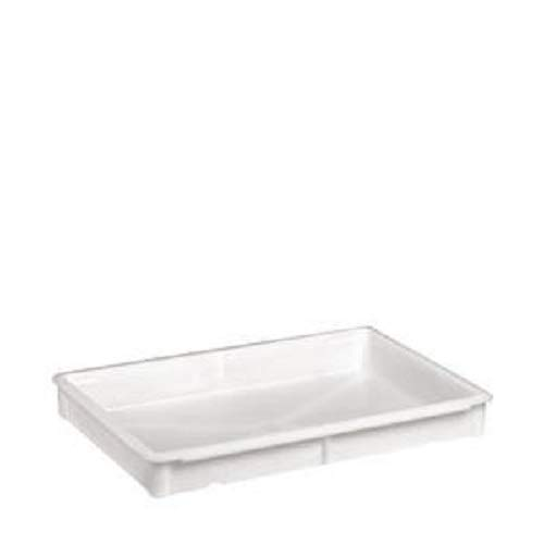 American Metalcraft DRB18230 Dough Box, White, 26-Inches, 3-Inch Height by American Metalcraft