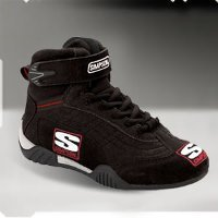 Simpson AD750BK Black Adrenaline Shoe (7.5)