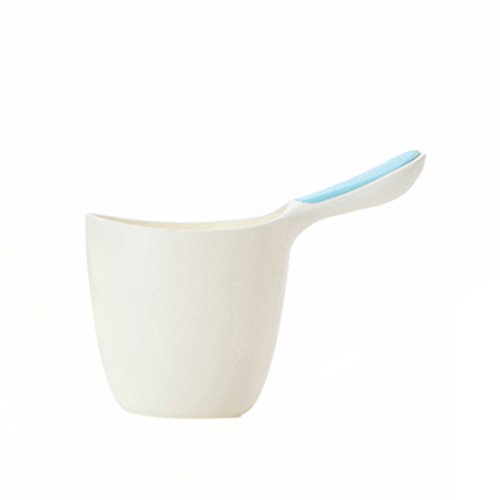 Unetox Baby Bath Waterfall Rinser Head Washing Tear-Free Shampoo Rinse Cup Baby Tub Fun Time - Cry Dont Baby Shampoo