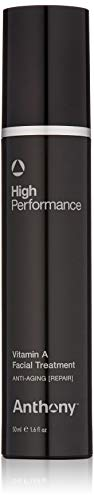 Anthony High Performance Vitamin A Facial Treatment, 1.6 fl. oz. (Anthony Glycolic Facial Cleanser)