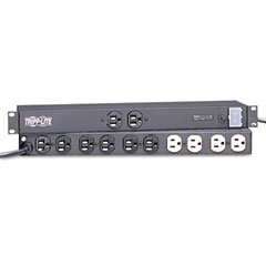 L Isobar Ultra Surge Suppressor, 12 Outlets, 15 ft Cord, 3840 Joules, Light Gray ()