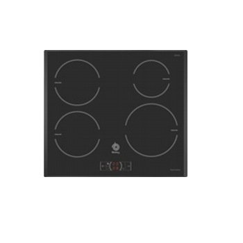 Balay 3EB-820 L Negro Integrado Con - Placa (Negro ...