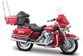 1:18 Scale Maisto Harley Davidson 2005 Flhtcui Ultra Classic Electra Glide Diecast Motorcycle Model